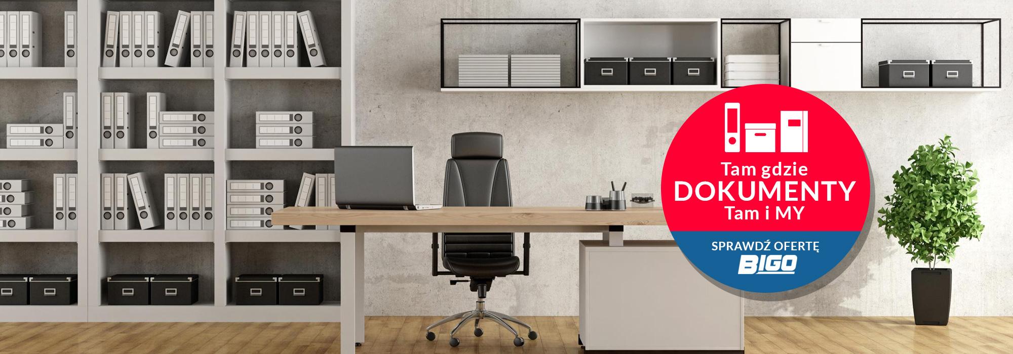 Bigo - Producent artykułów biurowych z kartonu bezkwasowego